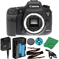 Canon EOS 7D Mark II DSLR Camera Body (NO LENS)