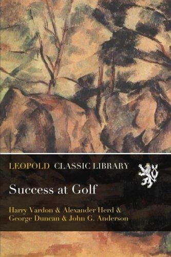 Download Success at Golf PDF