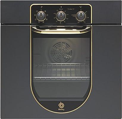 Balay 3HB527N - Horno (53 L, Negro, 0,95 m, 2480 W, 595 mm, 515 mm ...