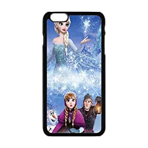 LINGH Frozen lovely girl Cell Phone Case for iphone 5 5s