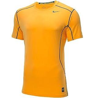 13fbd8a82f7 Amazon.com  Nike Mens Pro Combat Tight Compression Short Sleeve Tee ...