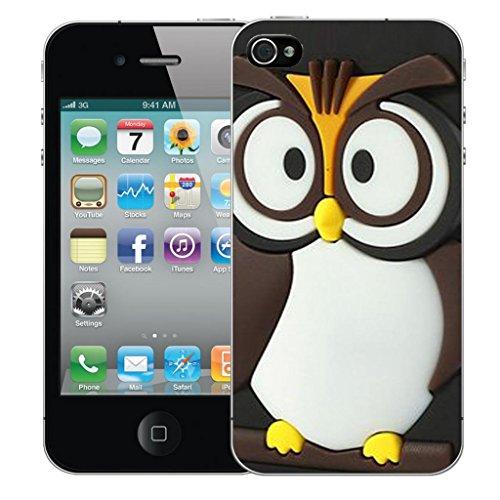 """iphone 6 4.7"""" Dur Coque couverture Pare-chocs Case Cover - tawney owl conception par Mobile Case Mate"""