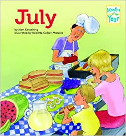 July por Roberta Collier-morales epub