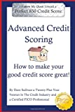Advanced Credit Scoring, Dave Sullivan, 1257105515