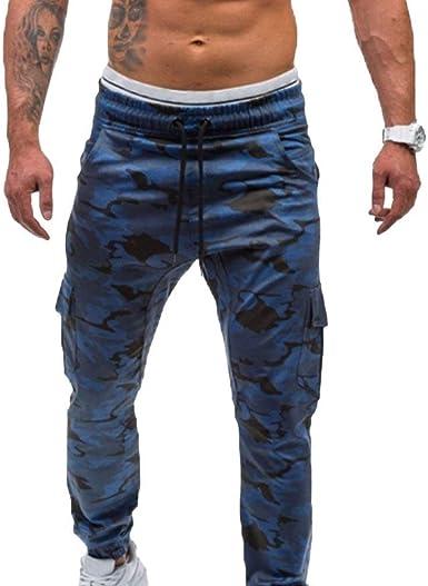 Crystallly Jogger Casual Pantalones Basica Carga De Corte Recto Pantalones Casuales Estilo Simple Strech Para Hombre Pantalones Deportivos Slim Fit Fit Amazon Es Ropa Y Accesorios