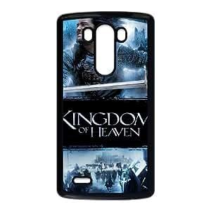 K8B24 Reino de los Cielos alta resolución cartel G4Y2SB funda LG funda caso G3 del teléfono celular cubre HY5TQG4PG negro