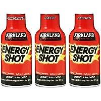 Kirkland SignatureTM Energy Shot 48 Count, 2 Ounces Each by Kirkland SignatureTM