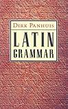 Latin Grammar, Dirk Panhuis, 0472033735