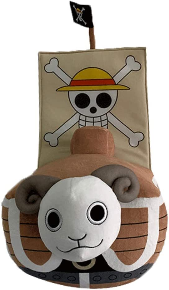 qwermz Peluches, One Piece Luffy Manatee Whale Doll One