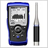 AVBcable.com NTI 600 000 341 XL2 Analyzer and M4261 Class 2 Measurement Microphone (Replaces 600 000 340)