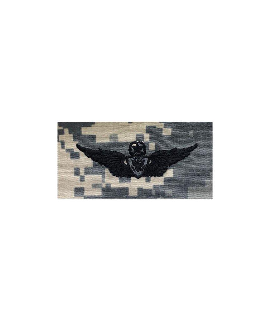 Aviation Aircrewman Master US Army Badge (ACU)