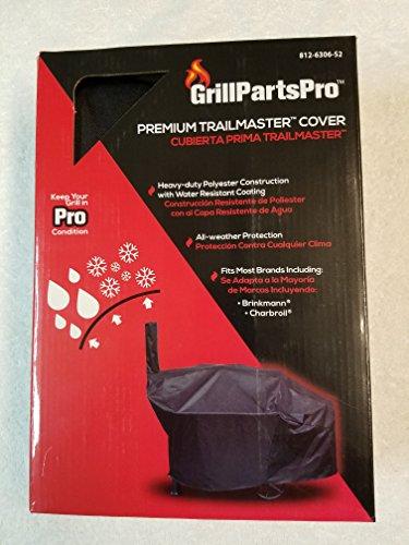 Brinkmann Grill Parts Pro Premium Grill Trailmaster Cover