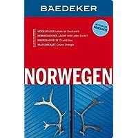 Baedeker Reiseführer Norwegen: mit GROSSER REISEKARTE