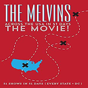 Across the USA in 51 Days: The Movie