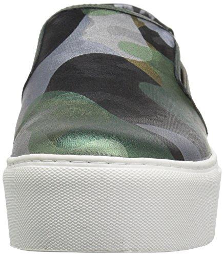 Piattaforma Di Slittamento 37 5 Donne New Sneaker York Cole Delle Verde Kenneth Techni Joanie cole Rivestimento Multi 8nwpqYTA0