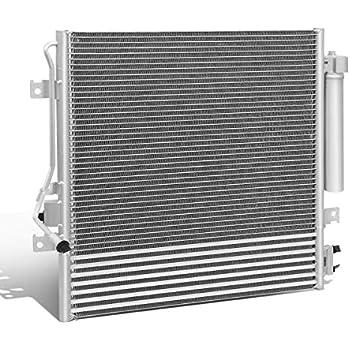 COJ108 3664 AC Condenser for Jeep Liberty A//T Dodge Nitro 3.7 4.0
