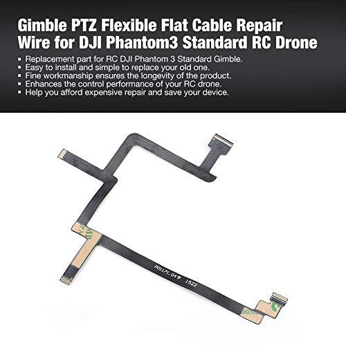 loonBonnie Cámara Gimble PTZ Flexible Cable Plano Cable de ...