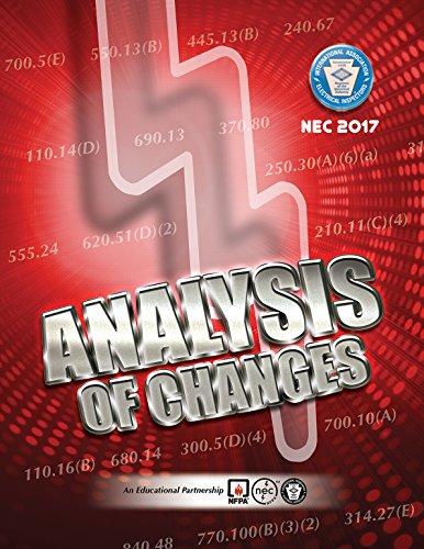 Analysis Changes NEC 2017 Kathryn Ingley ebook product image