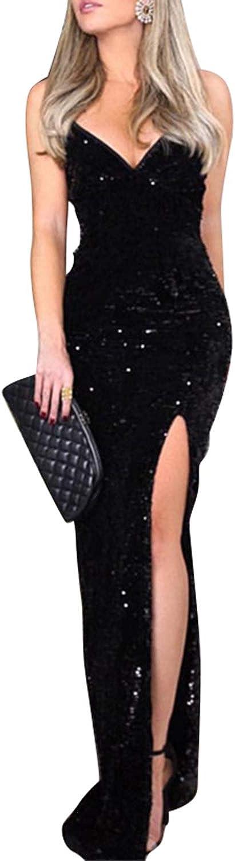 Glace Pour Femme Sequin Shift Dress surdimensionné soirée 10-20