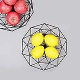 Fruit Basket for Kitchen, Home Decorative Fruit