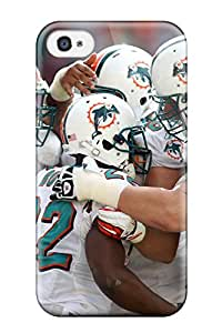 1234380K754660118 miamiolphins NFL Sports & Colleges newest iPhone 4/4s cases