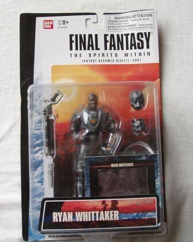 Amazon Com Final Fantasy The Spirits Within Action Figure Ryan
