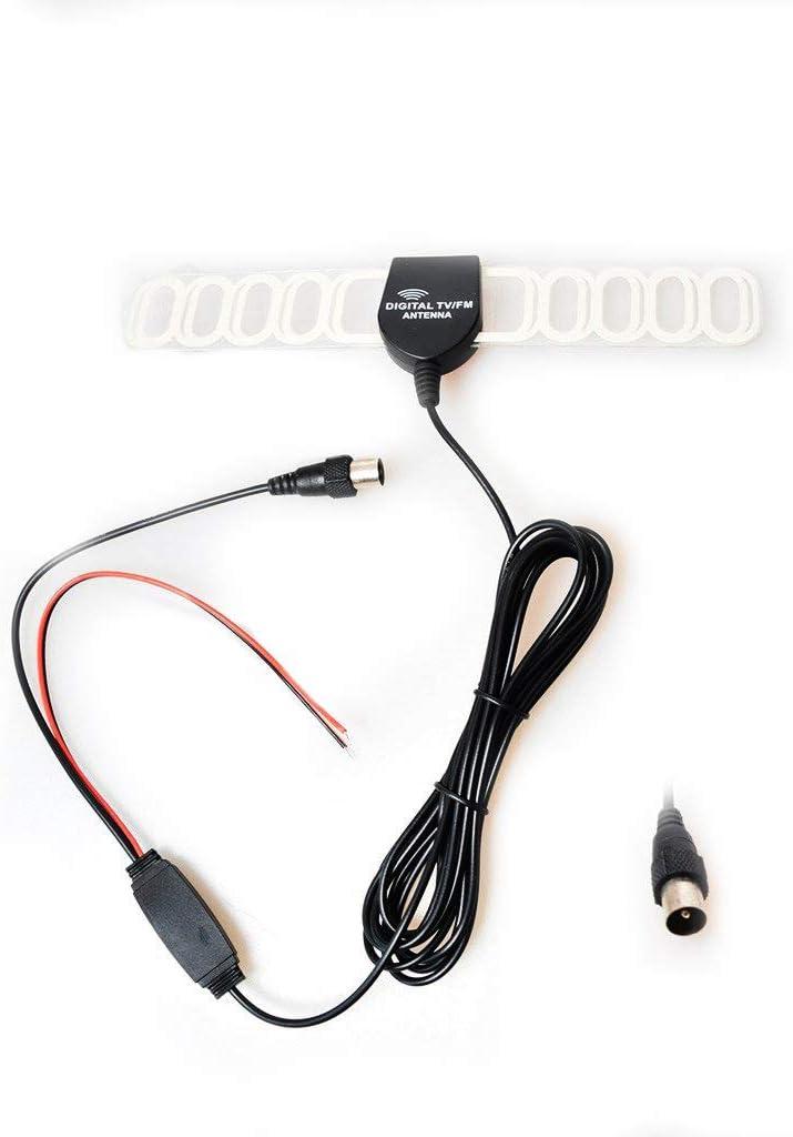 Auto Kfz Fm Am Radio Antenne Verstärker Verbinder Elektronik