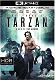 The Legend of Tarzan [4K Ultra HD + Blu-ray]