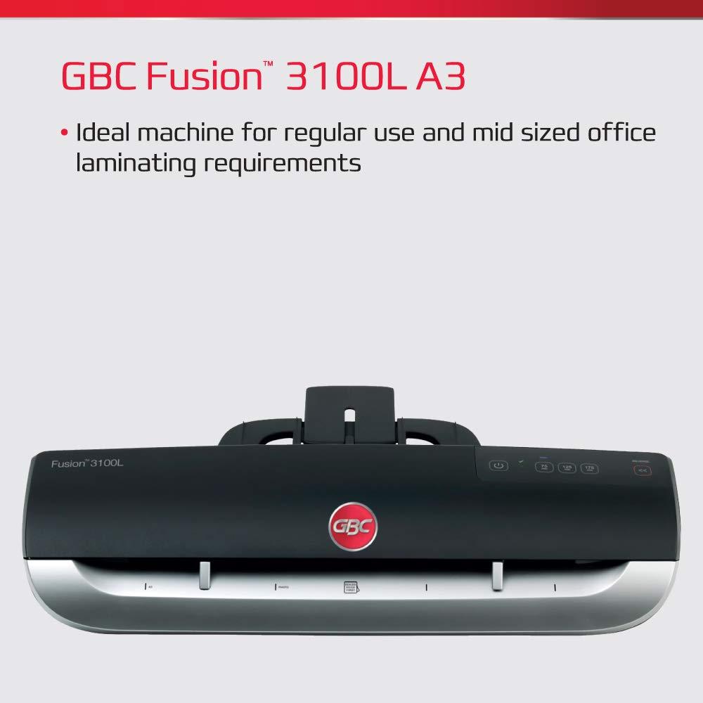 GBC Fusion 1000L Laminierger/ät A4 mit 5 Minuten Aufw/ärmzeit