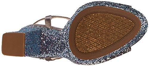 Naisten Combo Jessica Lorinna Metalliseos Simpson Sandaali Kallistuneen O66qx1fU5