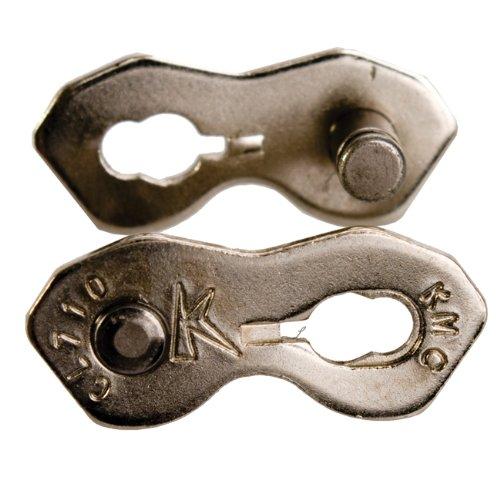KMC CL710 Kool Missing Link (100-Pack, Silver) (Kool Chain)