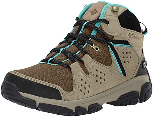 Columbia Women's Isoterra Mid Outdry Hiking Shoes