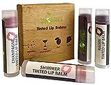Tinted Lip Balm by Sky Organics - 4 Pack