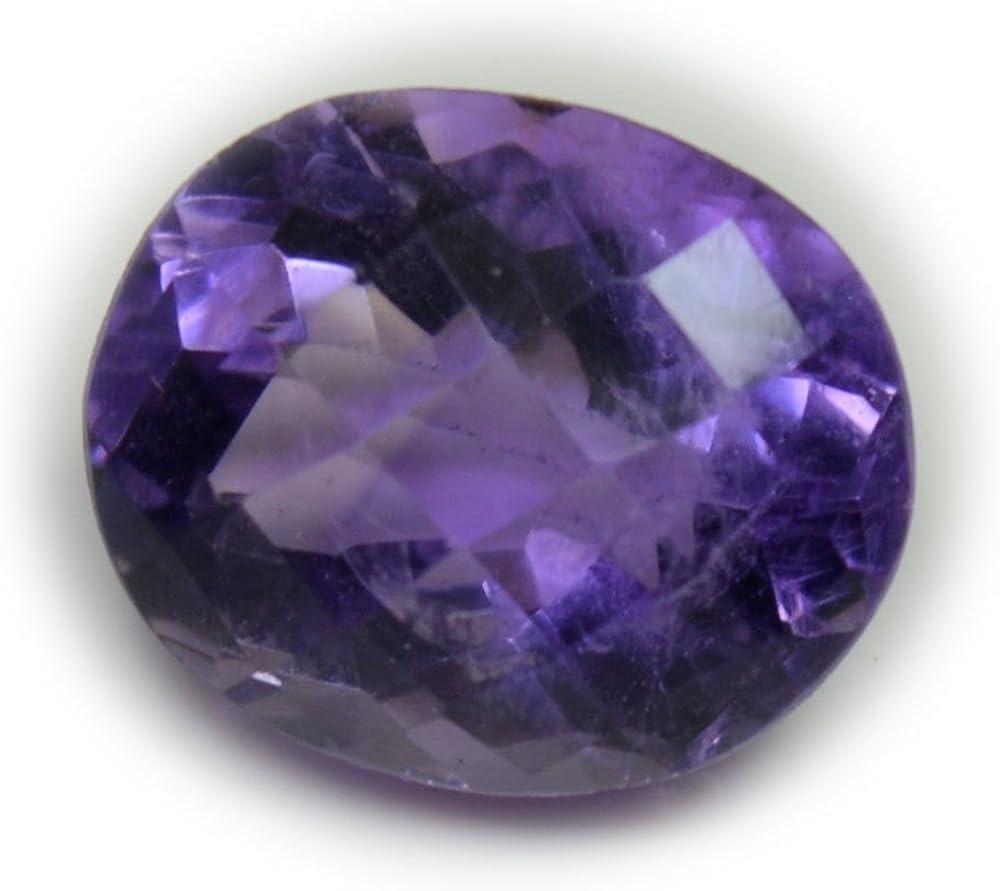 Natural amethyst gemstone faceted amethyst loose stone genuine amethyst stone loose amethyst amethyst loose stone february birthstone