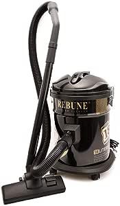 مكنسة كهربائية مزودة بعلبة تخزين 18 لتر بقدرة 1800 واط RE-9-014 أسود