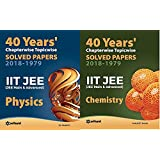 40 Years' Chapterwise Topicwise Solved Papers (2018-1979) IIT JEE Physics, Chemistry Arihant Latest Edition