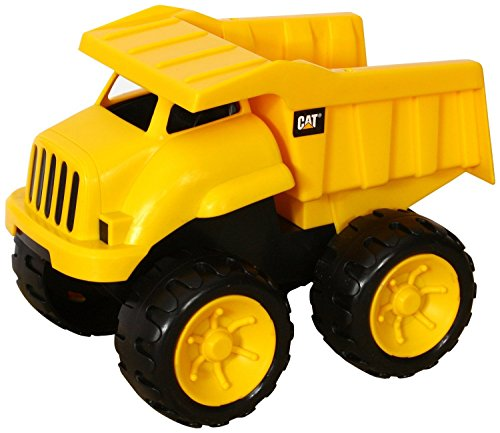 (CAT Tough Tracks The Feel of Real Dump Truck by CATERPILLAR)