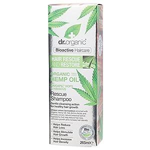 Dr Organic Shampoo Hemp Oil 265ml