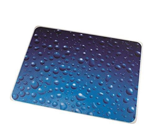 - Colortex Ultimat Photomat, General Purpose Floor Mat for Hard Floors, Rectangular, Reflective Drops Design, 36