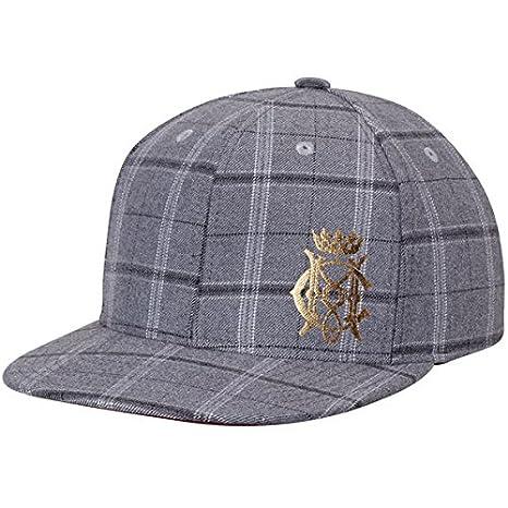 54672f944a3e0 Amazon.com : Conor McGregor UFC Reebok Plaid Snapback Adjustable Hat ...