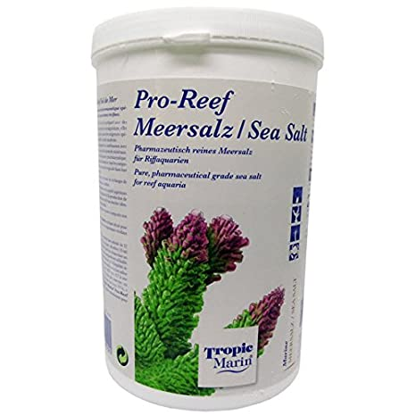 Tropic Marin Pro Reef Mar Sal (2 kg Top Calidad Mar Agua: Amazon.es: Productos para mascotas