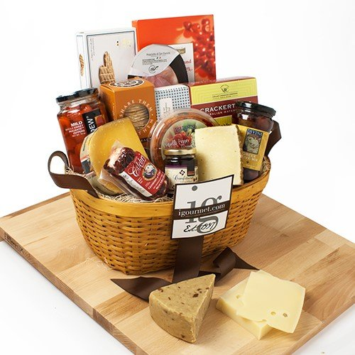 International Premier Gift Basket (5.1 pound) by igourmet