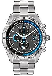 Citizen Eco-Drive Men's Sport Chronograph Watch CA0251-53E