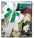Art of Appreciation Gift Baskets Spa Day Get-a-way Green Tea Spa Bath and Body