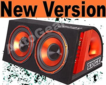 Cool Edge Audio Edb12Ta 12 Inch 1800 Watts Twin Active Amplified Wiring 101 Olytiaxxcnl
