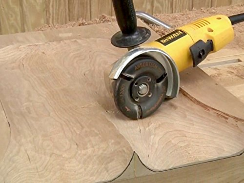 Power Carving with the Arbortech TURBOPlane