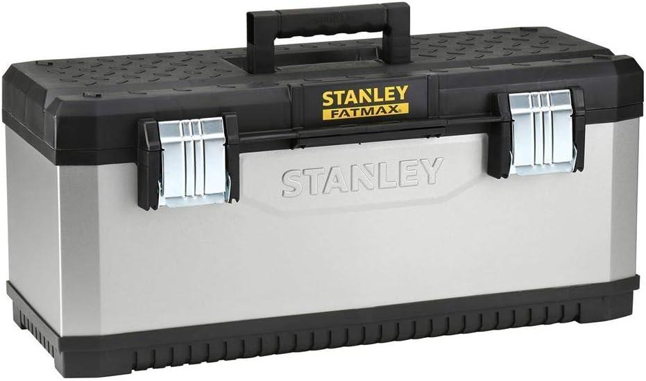 Stanley Caja de herramientas metálica 26
