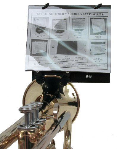 DEG Trumpet Marching Lyre (Limited Edition) ()