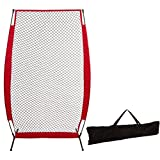 7' Baseball Softball Protective Screen for Batting Practice by Trademark Innovations