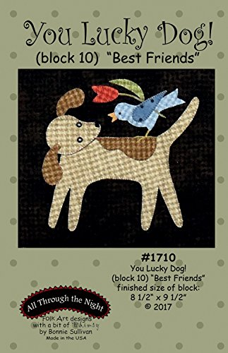 You Lucky Dog Block 10